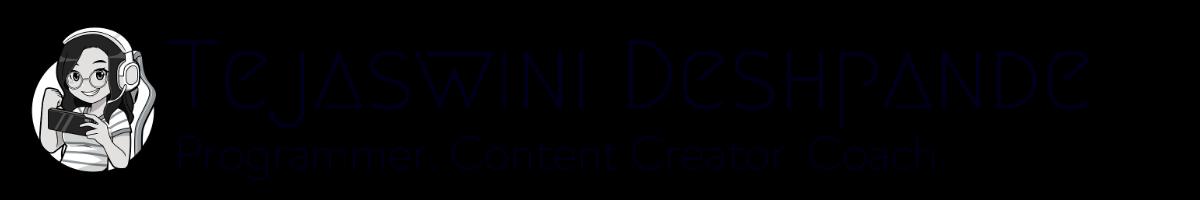 Tejaswini Deshpande Logo