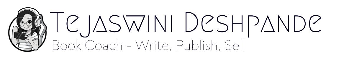 Tejaswini Deshpande - Book Coach Logo
